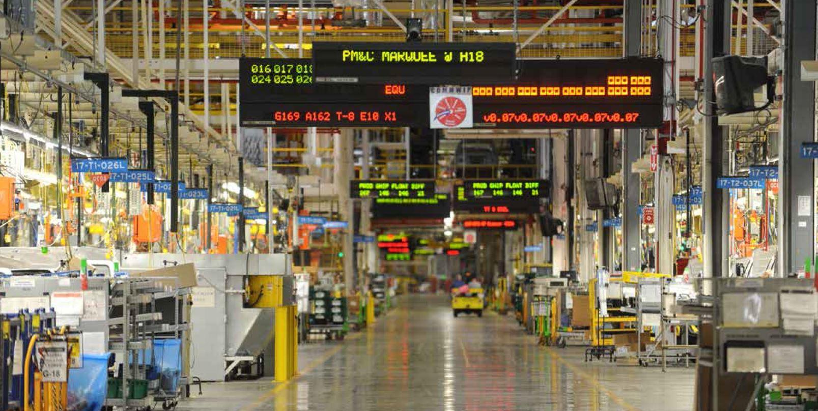 Shreveport business park irg for General motors shreveport jobs