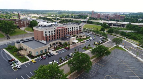 Akron celebrates first new hotel since the 1980s
