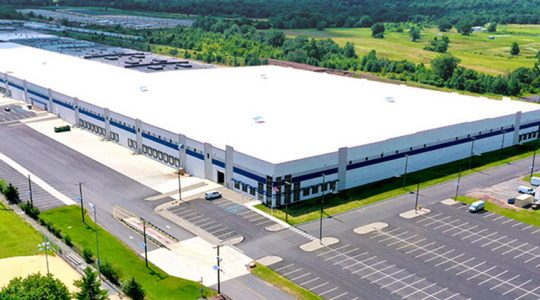 Third-Party Logistics Company Inks Lease at Newly Constructed 750,000-SF Facility in Hillsborough