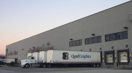 Quad/Graphics sells West Allis plant to IRG